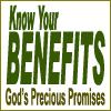 Know Your Benefits: God's Precious Promises to His Children
